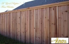 oklahoma wood a better fence construction oklahoma city fence company okc
