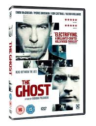 The Ghost Writer The Ghost Dvd Amazon Co Uk Ewan Mcgregor Pierce Brosnan