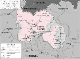 south ossetia map battle for the south ossetia august 2008 photogallery