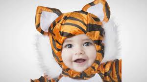 Baby Tiger Costumes Halloween Halloween Costumes Baby Tiger Tot Costume
