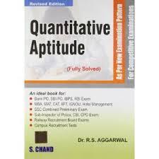 Seeking Book Pdf Pdf Quantitative Aptitude By R S Aggarwal Pdf