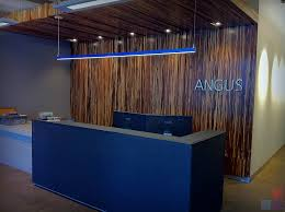 Commercial Reception Desk Angus Systems Reception Desk Willsëns Architectural Millwork