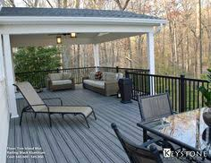 Covered Deck Ideas Covered Deck With Fireplace Outdoor Areas Back Yard Ideas