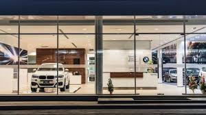 bmw dealership design bmw showroom at ubon ratchathani projects orbit design studio
