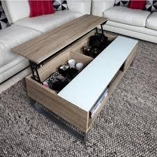 Wohnzimmertisch Crashglas Couchtisch Selber Bauen Holz Tisch Design