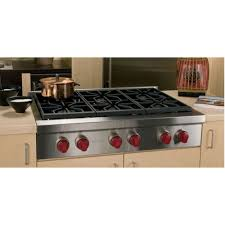 Wolf 15 Gas Cooktop Wolf 36
