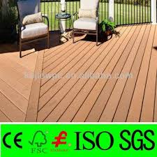 anti uv wood plastic composite deck cheapest price wpc flooring