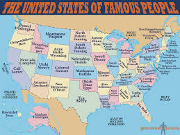 United States Map With State Names by America U2013 Pleated Jeans