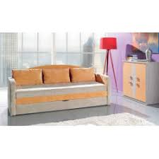 Orange Sofa Bed Sofas Sofa Beds Couches Childrens Room Furniture Furniplan
