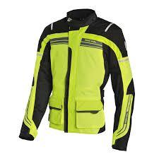 yellow motorcycle jacket richa phantom waterproof 2 in 1 motorcycle touring jacket sizes s