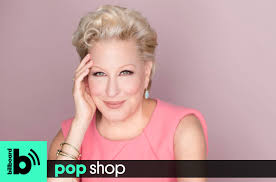 Bette Bette Midler On Her U0027voice U0027 Role U0026 Why Blake Shelton Is The Next