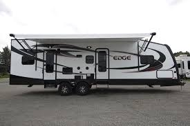 Travel Trailer With Garage Top 5 Toy Haulers Travel Trailers Lakeshore Rv