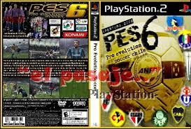 Pro Evolution Soccer 6 Apertura Liga Chilena 2008 Torrent PS2