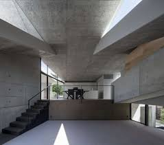 architizer on concrete interiors concrete and brickwork