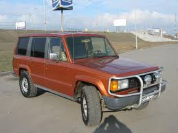 1988 isuzu trooper information and photos momentcar