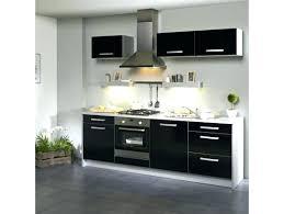 cuisine aménagé pas cher cdiscount cuisine equipee cuisine complate blanc cuisine