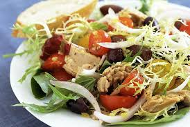 spanish thanksgiving food spanish mixed green salad ensalada mixta recipe
