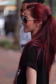 light mahogany brown hair color with what hairstyle deep mahogany red hair color hairstyle ideas
