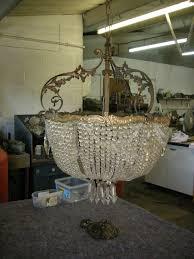 making a chandelier antique metals chandelier repairs u0026 restoration