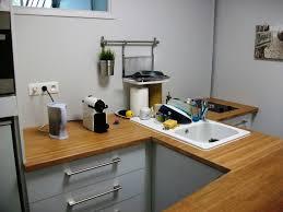 table de cuisine sur mesure ikea ikea plan de travail sur mesure galerie et plan de travail bois
