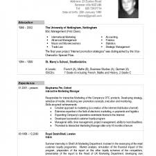 Sample Resume Templates Word by Resume Example Free Unique Templates For Mac Pics Resume Mughals