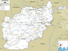 kabul map detailed clear large road map of afghanistan ezilon maps