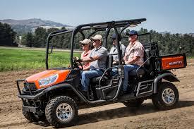 kubota utility vehicles u2014 2016 spec guide compact equipment
