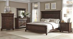 Klaussner Furniture Quality Palencia Panel Bedroom Set Klaussner Furniture Cart