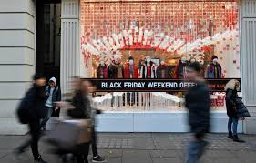 mass shoppers lining up hours early for black friday deals the