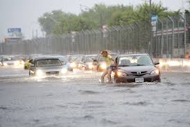 Thanksgiving In Toronto Severe Thunderstorms Cause Flooding Blackouts Havoc On Roads