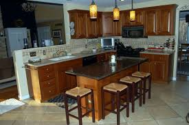 Building A Kitchen Island With Seating by Glass Countertops Small Kitchen Islands With Seating Lighting
