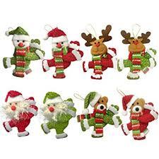 ornaments santa claus tree ornaments
