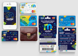 pre pay card radim malinic gives mintlet pre paid mastercard a rainbow branding