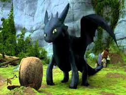 toothless dragon cutest moments
