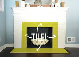 Installing Marble Tile How To Install A Marble Fireplace Surround Fireplace Makeover