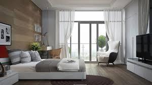 Modern Bedroom Chair by Furniture White Platform Bed Design Also Wooden Accent Wall And