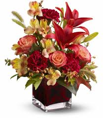 teleflora u0027s indian summer in cambridge ma coady florist
