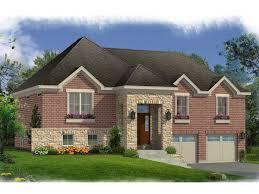 bi level home plans split level house plans split level home plan with 3 bedrooms
