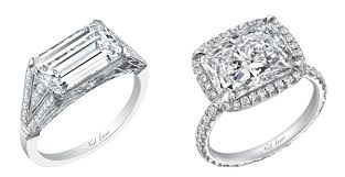 neil emerald cut engagement rings part 2 in our series about 2014 engagement ring trends