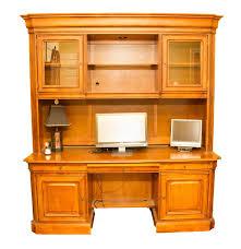 Stanley Furniture Desk Computer Desk And Hutch By Stanley Furniture Ebth