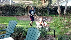 how did you teach your kids how to ride moto related
