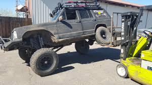 jeep xj lifted 92 xj clayton offroad