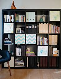 divine bold ikea creative bookshelves using compact locker style
