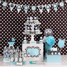 Baby Shower Theme Decorations Creative Baby Shower Decorations My Practical Baby Shower Guide