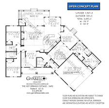 hot house plans hot springs cottage 2492 house plans by garrell associates inc