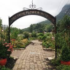 the lake lure flowering bridge in north carolina fine gardening