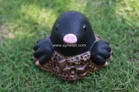 ceramic mole garden ornament buy ceramic mole garden ornament