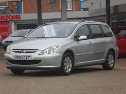 peugeot second hand prices second hand peugeot 307 1 6 s 16v ac 5dr auto for sale in louth