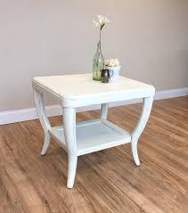 Vintage Living Room Side Tables White End Table Sofa Side Table White Side Table For Living