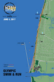 Put In Bay Map Escape The Cape Triathlon